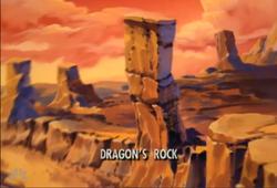 Dragon's Rock (location)