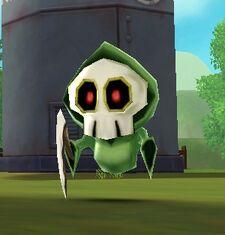 Reaper Death