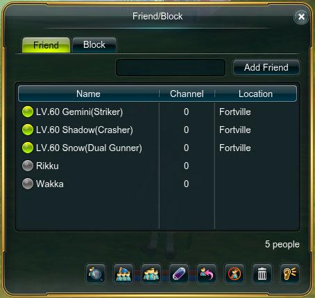 Gg windows friendlist
