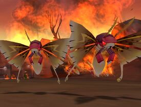 Flame Moth