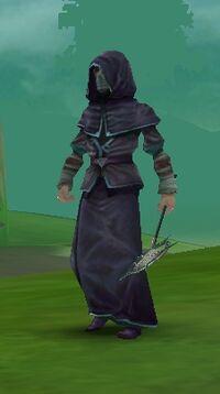 Apprentice Dark Sorcerer