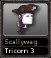 Scallywag Tricorn 3