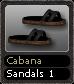 Cabana Sandals 1