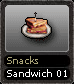 Snacks Sandwich 01