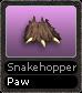 Snakehopper Paw