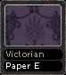 Victorian Paper E