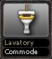 Lavatory Commode