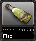 Green Cream Fizz
