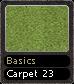 Basics Carpet 23