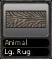 Animal Lg. Rug