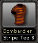 Bombardier Stripe Tee 8