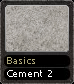 Basics Cement 2