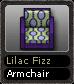 Lilac Fizz Armchair