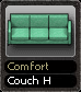Comfort Couch H