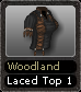 Woodland Laced Top 1