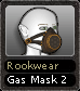 Rookwear Gas Mask 2