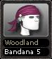 Woodland Bandana 5