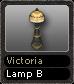 Victoria Lamp B