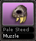 Pale Steed Muzzle
