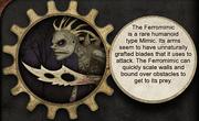 Boss Mimics Ferromimic