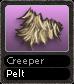 Creeper Pelt