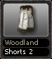Woodland Shorts 2