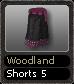 Woodland Shorts 5