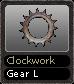 Clockwork Gear L