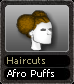 Haircuts Afro Puffs