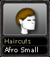 Haircuts Afro Small