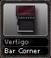 Vertigo Bar Corner