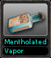 Mentholated Vapor
