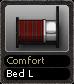 Comfort Bed L