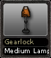 Gearlock Medium Lamp