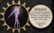 Rare Mimics Shocksprite