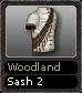 Woodland Sash 2