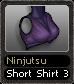 Ninjutsu Short Shirt 3