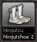 Ninjutsu Ninjutshoe 2