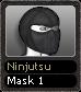 Ninjutsu Mask 1