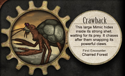 Mimics of Ridgeback Highlands Crawback