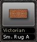 Victorian Sm. Rug A