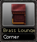 Brass Lounge Corner