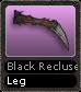 Black Recluse Leg