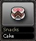 Snacks Cake