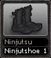 Ninjutsu Ninjutshoe 1