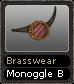 Brasswear Monoggle B