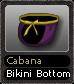 Cabana Bikini Bottom 1