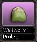 Wallworm Proleg