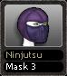 Ninjutsu Mask 3