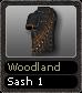 Woodland Sash 1